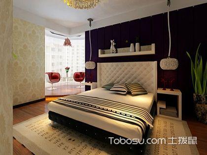 2017简欧大户型卧室背景墙装修效果图,最令人期待的地方