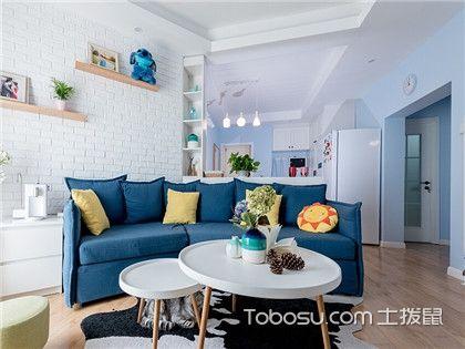 欧式风格案例精选:江阴70平米房装修费用解析