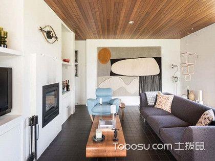 桑拿板吊顶能用多久?客厅用桑拿板吊顶好不好?