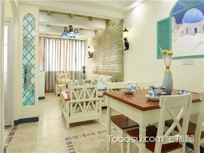 二居室小户型装修,混搭风格给你不一样的浪漫和精彩