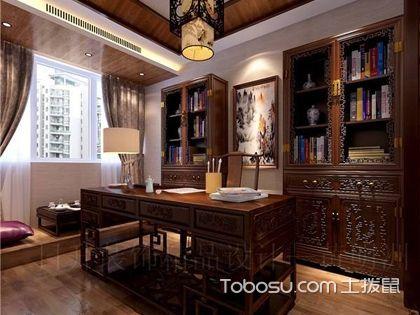 书房设计风格,不同风格的书房设计您喜欢哪种
