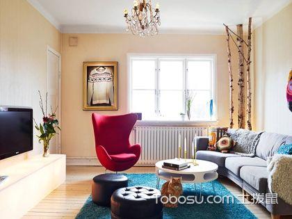 80平米北欧二居室装修,预算7万打造温馨小窝!