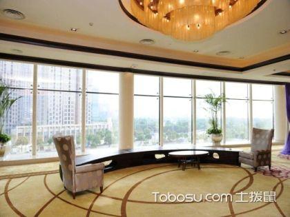客厅窗户装修案例推荐,客厅全景落地窗效果图欣赏