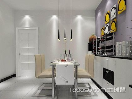 家居餐厅装饰设计技巧,家居餐厅如何设计比较好?