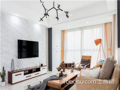 贵阳三房两厅装修费用案例解析,带你体验别样的现代风格