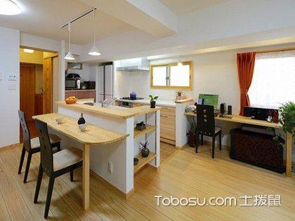 日式厨房装修设计方法,日式厨房装修案例赏析