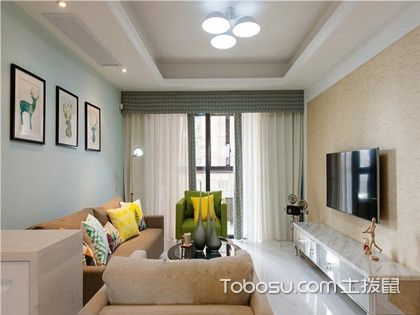 贵阳90平米房装修预算15万,90平米现代简约风格家装案例介绍