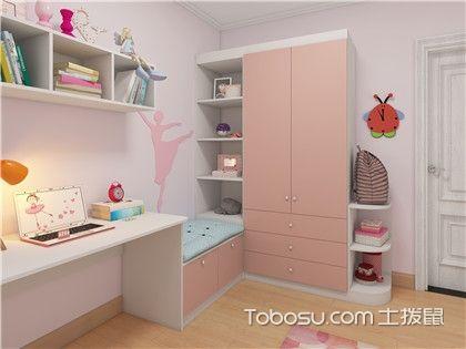 小户型榻榻米书桌设计方案,组合安装才更省空间!