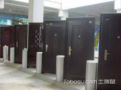 防盜門的安裝步驟及防盜門安裝的技術要求