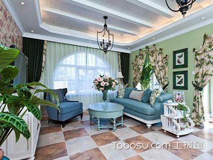 地中海风格客厅特点,地中海风格客厅怎么装修效果好