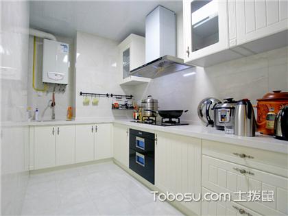 简单小户型厨房装修图,带你赏析精美厨房装修设计!