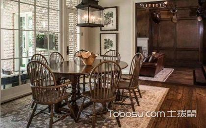 美式田园风格家具搭配效果图欣赏,美式家具选购