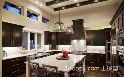 美式风格厨房特点有哪些?美式风格厨房好用吗?