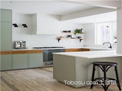 小厨房怎么放岛台?经典小厨房岛台设计方案推荐