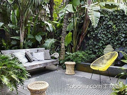 四款私家小庭院设计实景图,教你设计自己的私家小庭院