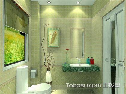 小卫生间怎么布局才舒适?小户型卫生间设计案例解析