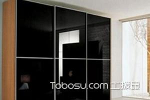 钢化玻璃衣柜