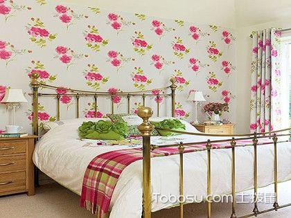 室内装修壁纸的利弊你知道吗?墙面装修材料选壁纸好不好?