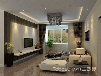 60平米两室一厅装修好,给你一个幸福温馨的家