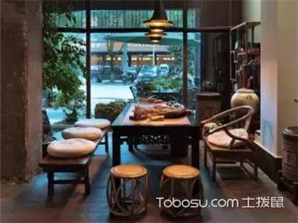 简约风格茶室如何装修以及简约茶室装修风格有哪些