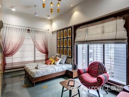 卧室窗帘颜色搭配技巧,如何选择卧室窗帘颜色呢?