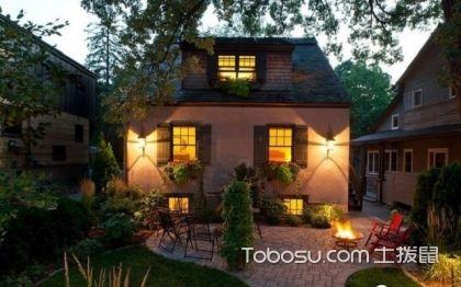 小院子设计效果图,庭院设计案例