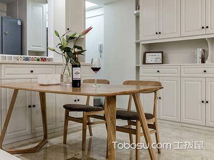 100平米老房装修案例,简单不失温馨的儒雅三居