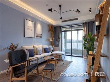 金华三房两厅装修费用案例,让你体验北欧风格的清爽之美