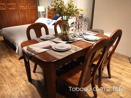 实木家用餐桌好不好?详解实木餐桌优缺点