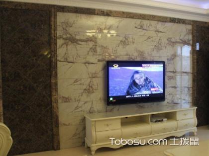 家装设计有技巧,电视背景墙的知识你怎能不知道