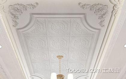 石膏线安装方法步骤介绍,户型房顶装修