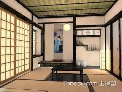 高雅、清静的日本软装风格,为生活带来异域风情