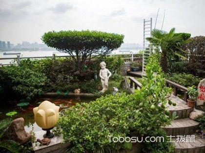 楼顶空中花园设计如何绿化?楼顶空中花园结构剖析