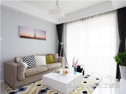 还在为客厅窗帘怎么选择而发愁?你该看看这些客厅窗帘效果图!