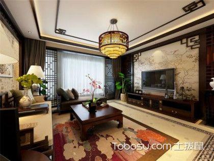 傳承中式設計,展現更多室內裝飾