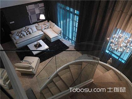 楼中楼设计效果图,楼中楼的装修设计你见过没?
