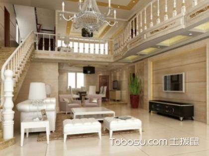 穿越到了现代的奢华美宅,楼中楼会让你爱上它的美