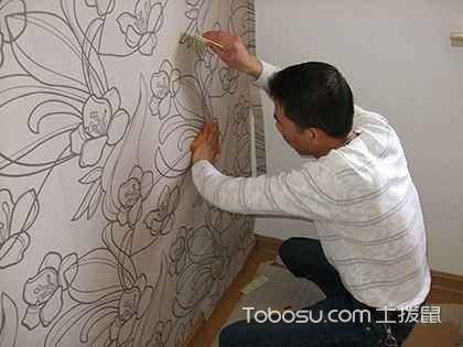 贴壁纸前墙面怎么处理?墙面处理注意事项