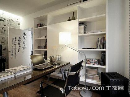 现代简约书房设计风格特点是什么?现代简约书房设计
