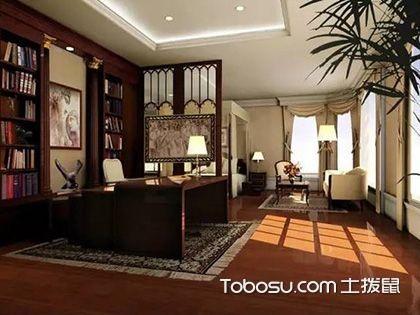 怎样才能体现美式书房设计风格?一篇文章告诉你!
