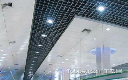 格栅吊顶如何装吸顶灯?吸顶灯具安装步骤介绍