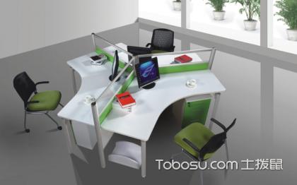 屏风式办公桌介绍,屏风式办公桌如何摆放?