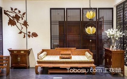 罗汉床如何搭配客厅?罗汉床搭配技巧