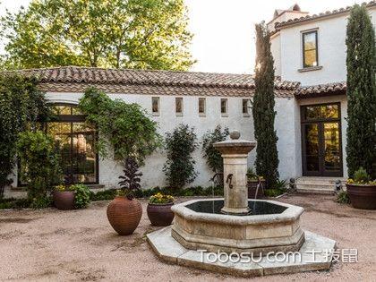别墅装修实景图,地中海风格别墅设计彰显恢弘