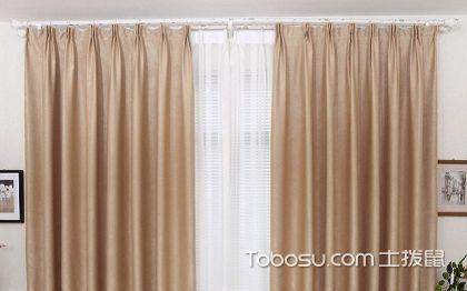 窗簾掛鉤和打孔的區別是什么?窗簾的不同安裝方法介紹