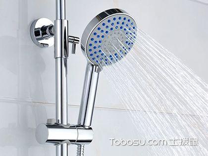 花洒淋浴喷头怎么安装?详解花洒淋浴喷头安装步骤