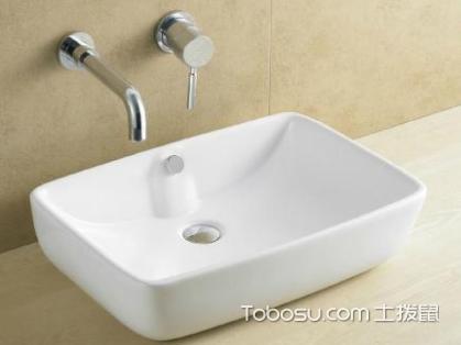 卫生间洗脸盆柜的类型有哪些,怎么安装和区分