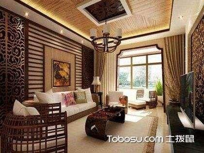 东南亚装修风格与中式装修风格的区别是什么?