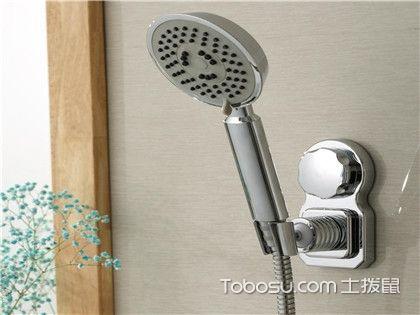 卫浴清洁小知识:花洒淋浴喷头怎么清洗