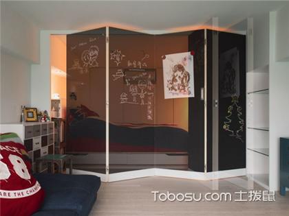 50平米跃层装修效果图,小平米家装简约装修设计